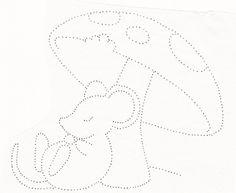 Muis | Muizen en Ratten | glittermotifs