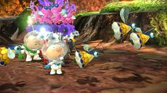 Electronic Theatre Preview: Pikmin 3