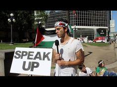 Random People Speaking Up For Palestine!!