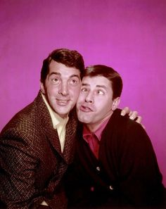"Martin and Lewis were an American comedy team, comprising singer Dean Martin (as the ""straight man"") and comedian Jerry Lewis as the comedic ""foil""."