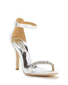 Elope D'orsay Ankle Strap Evening Shoe