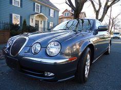 Jaguar : S-Type Base Sedan 4-Door