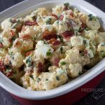 Quick Pressure Cooker Potato Salad Recipe | Barbara Bakes