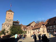 Nürnberg in Bayern besser gesagt in Franken die Hauptsächlich sein eigenes Bundesland sein sollte