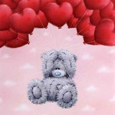 teddy bear valentines day coloring pages
