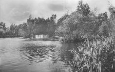 Pegottys House on Thorpeness Meare, c1930