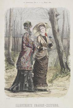 Illustrirte Frauen Zeitung 1880