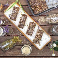Receita de barra de cereal saudável (Foto: Divulgação)