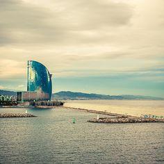 Port de Barcelona (Catalunya - Catalonia)