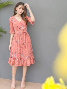 Dress Skirt Will Be Very Beautiful for You to Use Everyday Stylish Dresses, Simple Dresses, Pretty Dresses, Beautiful Dresses, Casual Dresses, Short Dresses, Summer Dresses, Frock Fashion, Modest Fashion