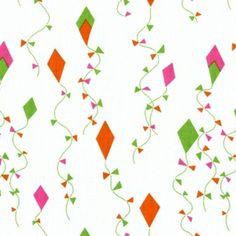 Dear Stella House Designer - Clementine - Kites in Multi