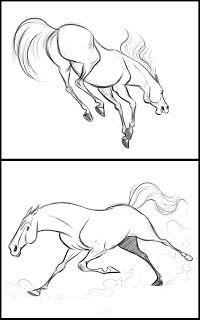Els-A-Sketch: Horse Warm-Ups 3