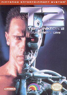 NES - Terminator 2