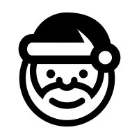 Check out Xmas Icons collection by Guilherme Simoes