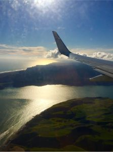 Flying over New Zealand can be a thrill in itself! Check more off your bucket list with study abroad down under!
