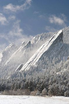 The Flatirons, Boulder, CO.Reading helps you to achieve your goals http://youtu.be/LyO3EkP1TdY