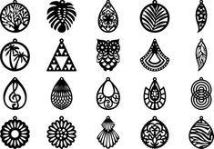 Ball Ornaments, Holiday Ornaments, Christmas Tree Decorations, 3d Printed Jewelry, Laser Machine, Laser Cut Files, Leather Bags Handmade, Christmas Balls, Svg Cuts