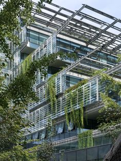 Gallery of Sino-Italian Ecological and Energy Efficient Building / Mario Cucinella Architects - 3