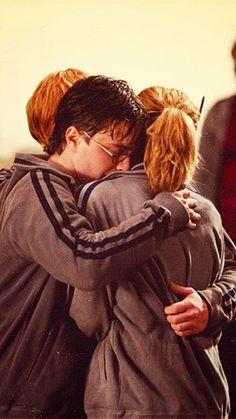 Daniel, Emma and Rupert Harry James Potter, Harry Potter Tumblr, Harry Potter Hermione, Harry Potter World, Photo Harry Potter, Images Harry Potter, Theme Harry Potter, Mundo Harry Potter, Harry Potter Universal
