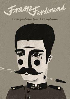 Franz Ferdinand by Talkseek