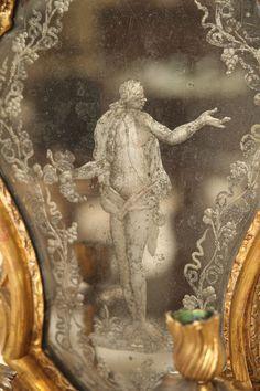marinni: Жирандоли- светильники и зеркала.