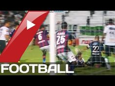 FOOTBALL -  San Martín (San Juan) vs. San Lorenzo | Argentinian Football League Highlights | Week 1 - http://lefootball.fr/san-martin-san-juan-vs-san-lorenzo-argentinian-football-league-highlights-week-1/