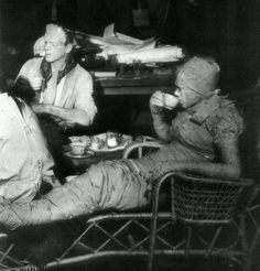 Tea time for monsters