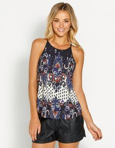 Farrah Halter Top | Dotti Strapless Tops, Ribbed Top, Crop Tops, Tank Tops, Casual Tops, Tees, T Shirt, Shopping, Women