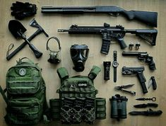 "philosophersdream: ""Zombie Outbreak Kit "" (:Tap The LINK NOW:) We provide the best essential unique equipment and gear for active duty American patriotic military branches, well strategic selected.We love tactical American g"