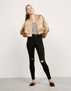 Pantalons et Jupes - Back to School - NEW COLLECTION - FEMME - Bershka France