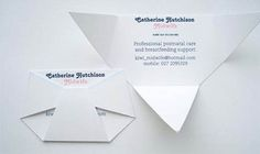 Midwife Folding Business Cards_1