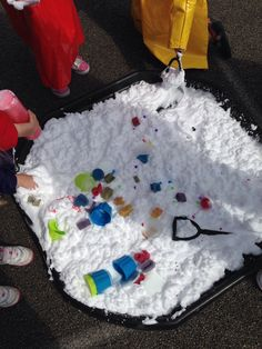 Summer Camp - Messy Play Time!!