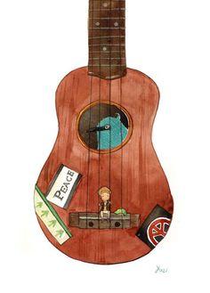音樂總能撫慰人心,它超越了語言的隔閡,也打破了文字中難以描繪的感受,音樂是世界上最美好的一件事 !