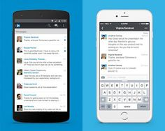 LinkedIn introduces new messaging feature for Android iOS and desktop. #Android #Google @MyAppsEden  #MyAppsEden