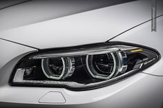 BMW 5series full led headlights #BMW #fullLed #headlights more: http://premiummoto.pl/07/14/bmw-535d-xdrive-nasza-sesja