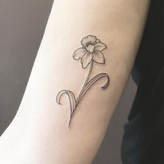 Cute Arm Tattoo for Girls More