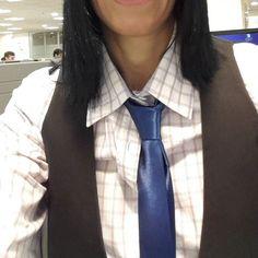 Lunes de corbata...#tie #monday #tomboy