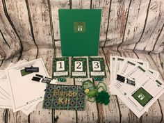 12 Person St Patrick's Day Bunco Party by TheBuncoEuchreQueen