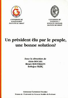 This 1999 edited volume explores the effect of directly electing presidents with a particular focus on France and Turkey