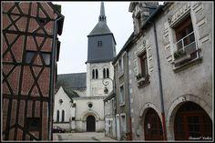 Romorantin: l'église St Etienne