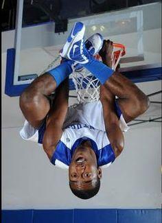 """John Wall, Kentucky Basketball - """"Is this goal tending?"""""""
