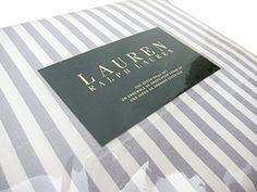 Ralph Lauren Striped 4 Piece King Sheet Set Grey Off White Gray Modern Stripes RALPH LAUREN http://www.amazon.com/dp/B01244G97M/ref=cm_sw_r_pi_dp_C.pTvb01KYK0X