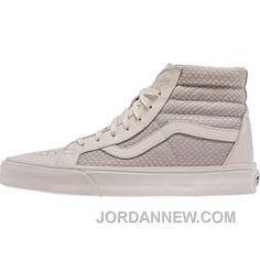 """http://www.jordannew.com/vans-sk8hi-reissue-animal-pack-mens-snake-leather-antique-white-new-release.html VANS SK8-HI REISSUE """"ANIMAL PACK"""" (MENS) - SNAKE LEATHER/ANTIQUE WHITE NEW RELEASE Only $95.95 , Free Shipping!"""