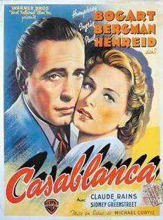 Casablanca Poster, Casablanca 1942, Casablanca Classic, Casablanca Bogart, Movie Casablanca, Watch Casablanca, Casablanca Michael, Remember Casablanca, ...