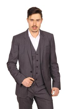 Dolce & Gabbana Martini mens suit with gilet G1HNMT FUBBG S8291