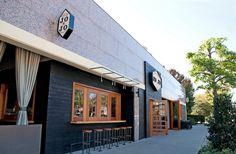 best restaurant exterior design - Google Search