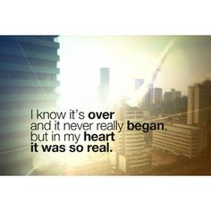 sometimes things in life feel so real, when in reality they are just an escape from the real world..
