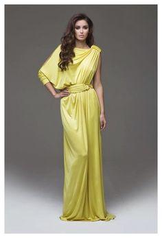 Hermosos vestidos de noche con inspiración asiática