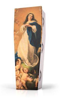 Dutch Funeral Design - Coffin Religion - Religie - Angels