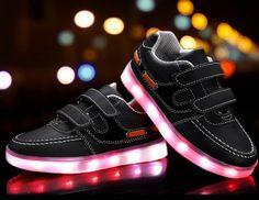 Sneakers Met Licht : Best lichtgevende kinderschoenen met lichtjes images on